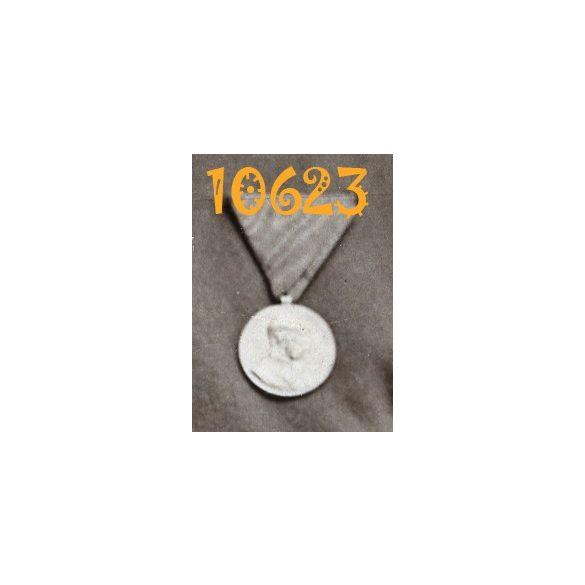 Eredeti fotó, vizitkártya, CDV, katona kitüntetéssel, I. világháború, 1910-es évek, Braun Menyhért műterme
