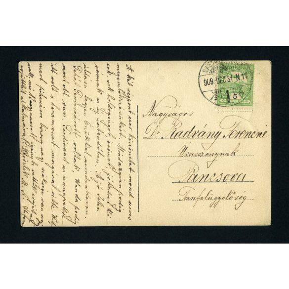 Családi kép katonatisztekkel. Egyenruha, érdemrend, 1909, Magyarország, 1900-as évek, Eredeti fotó, papírkép.