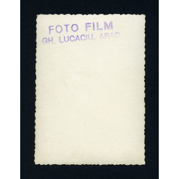 Foto Film Gh. Lucaciu műterem, Arad, Erdély, férfi sportoló éremmel, egyensapka, 1938, 1930-as évek, Eredeti fotó, papírkép.